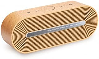 Merlin TimberTunes Wireless Portable Speaker Dual High-Performance Mini Speaker for Home & Travel Accessories Compatible w...