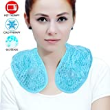 Best Cooling Neck Wraps - Ice Packs Neck Pillow for Neck Shoulder Review