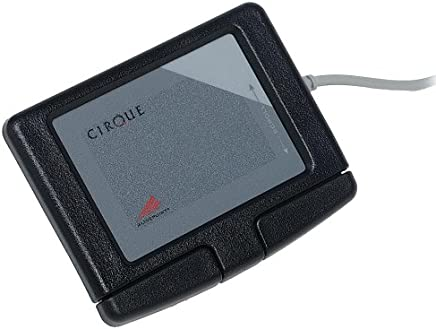 Adesso GP-160UB - Easy Cat 2 Button Glidepoint Touchpad (Black)