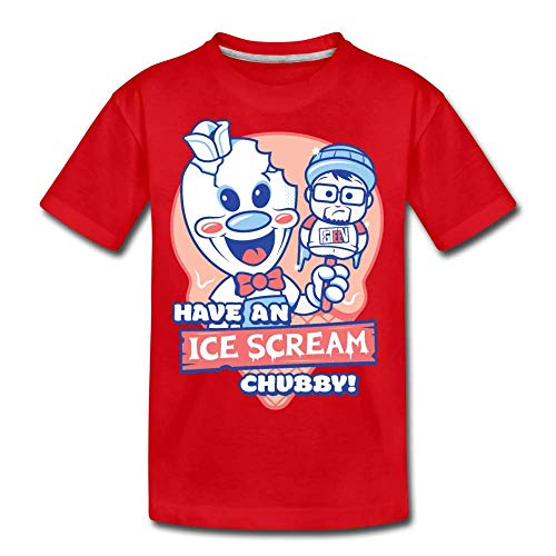 Have an Ice Scream Chubby Kids Premium T-Shirt red Youth M