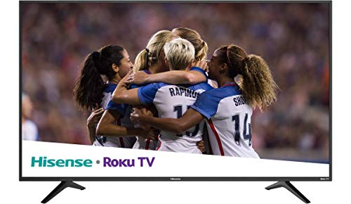 Hisense Smart TV 55″ 4K (Renewed)
