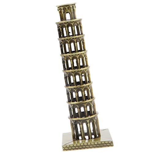F Fityle - Gebäude-Modellbausätze in Schiefer Turm Von Pisa