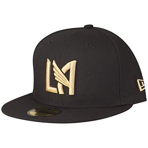 New Era 59Fifty MLS Los Angeles FC - Gorra ajustada Negro XXX-Large