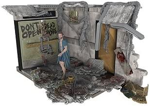 McFarlane Toys Construction Sets, The Walking Dead TV Hospital Doors, Play Set