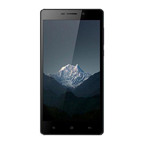 ECHO SMART4GN Smartphone 4G Dual-SIM 8GB 12,7 cm (5 Zoll) HD Hauptdisplay Android 5.0 schwarz