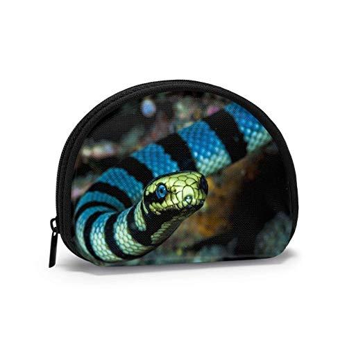 Oxford Cloth Philippine Cobra Münzgeldbörse Kleine Reißverschlusstasche Brieftasche Wechselbeutel Mini Kosmetik Make-up Taschen Organizer Mehrzweckbeutel