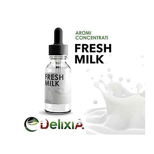 Delixia Fresh Milk Latte Fresco - Aroma Concentrato 10ml