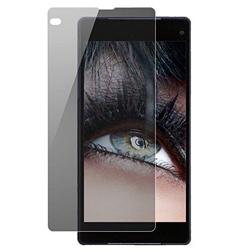 MTB Proteggi Schermo in Vetro temperato per Sony Xperia Z1 Compact - 0,3mm / Durezza 9H / 2.5D Arc Edge