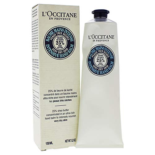 L#039Occitane Nourishing amp Intensive Hand Balm with 25% Organic Shea Butter and Allantoin 52 oz