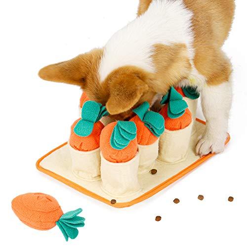 ubest Giocattolo intelligente, carota, 21,5 x 29 x 13 cm
