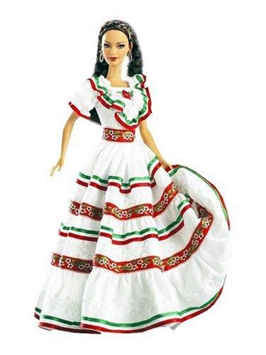 Mattel K7921 - Barbie Collectibles, Doll of the World Barbie Princess Cinco de Mayo