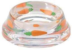 Designer rabbit bowl accessory