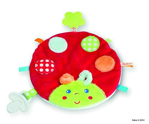 Kaloo 963334 - Toys snoezige lieveheersbeestje, 25 cm, meerkleurig