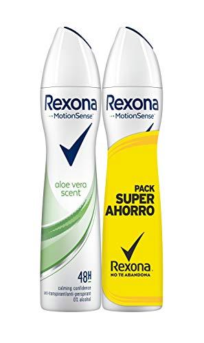 Rexona - Desodorante Antitranspirante Pack Ahorro...