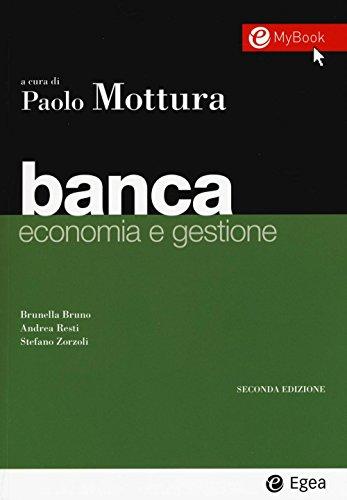Banca. Economia e gestione