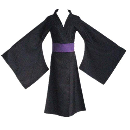 charous Disfraz de Kimono para Cosplay de Noragami, Anime, para Mujer y Hombre
