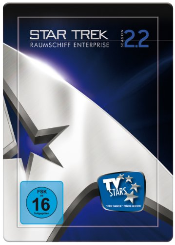 Raumschiff Enterprise - Staffel 2.2, Remastered (4 DVDs im Steelbook)