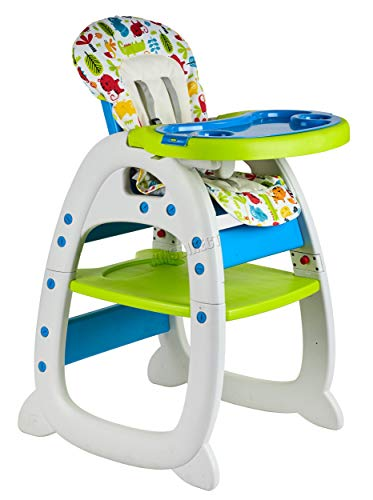 GALACTICA New 3in1 Baby High Chair | Compact Infant Feeding Seat Also Chair...