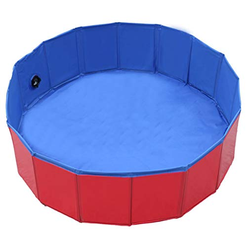 #NA Piscina para Mascotas Piscina para Perros Piscina para Gatos Mesa de Arena Bañera Piscina Plegable para niños Piscina para encurtidos Piscina Plegable para niños