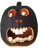 Pumpkin Teeth Buck Bright White (18 per Package)