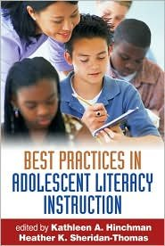 Best Practices in Adolescent Literacy Instruction 1st (first) edition Text Only
