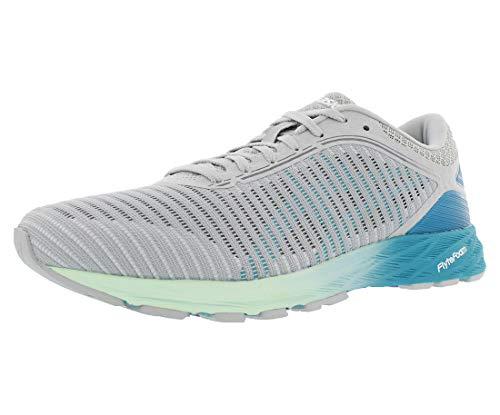 ASICS Women's Dynaflyte 2 Running Shoes, 6.5M, MID Grey/Arctic Aqua/Glacier S