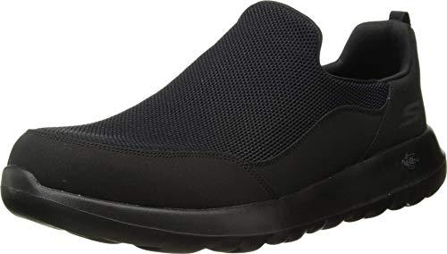 Skechers Men's Gowalk Max Privy-Slip-On Walking Shoe Sneaker, black, 11.5 X-Wide