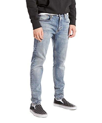 Levi's Masculino 512 Magro Taper Fit Jean, Sin City-Stretch, 38W x 32L