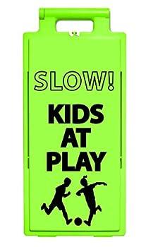 kids at play sign