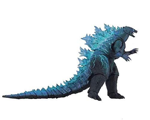 DFGD - Godzilla 2019: King of the Monsters. Figura de acción de cabeza a cola de Godzilla V2,...