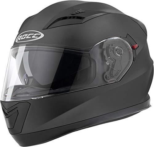 Rocc 410 Helm Schwarz Matt XL (61/62)