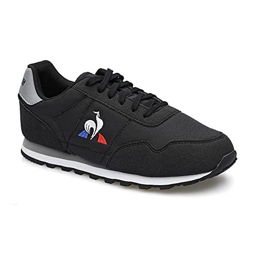 Le Coq Sportif Astra GS, Zapatillas Deportivas Unisex Adulto, Black, 39 EU