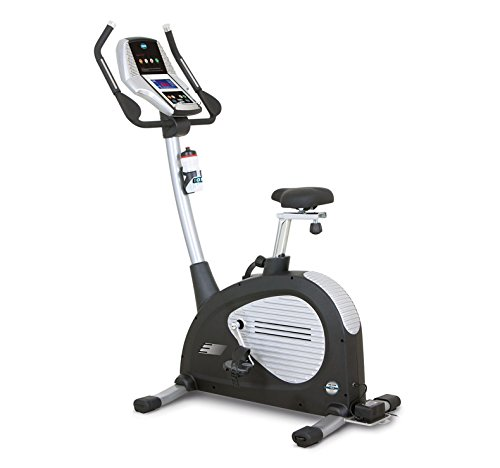 BH Fitness ION 10000683 bicicleta esttica elettromagnetica - volante de 14 Kg - Uso intensivo