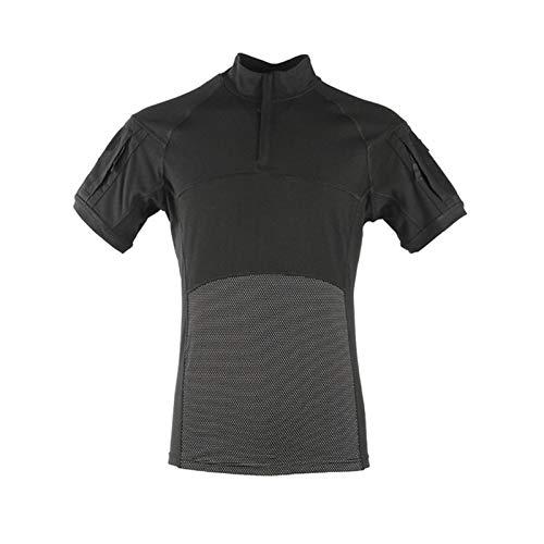 Homeilteds Juego de los Hombres de Las Mujeres de Combate Camisas Ejrcito Uniforme Soldado Entrenamiento Militar Disfraz tctico Ropa de Trabajo Waistcoat (Color : Color 3, Size : XXX-Large)