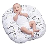 abbybubble Tumbona para bebés recién Nacidos, nidos portátiles para bebés, Cama para niñas, niños, Cuna de algodón, Cama para niños pequeños, Cama para Dormir para bebés