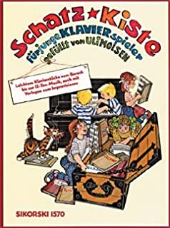 SCHATZKISTE - arrangiert für Klavier Noten/Sheetmusic Kompo