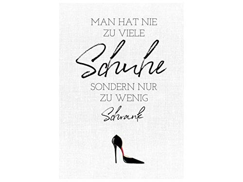 Interluxe canvas, spieraam voor mannen, heb je nooit veel schoenen, schoenenkast voor vrouw High Heel