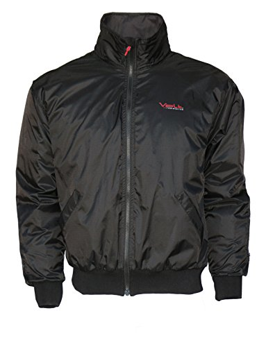 "12 Volt Heated Jacket Liner by Volt - Made for Motorcycle Riders - Dual System Wired (XL (Chest 44""-47"", Sleeve 36""))"