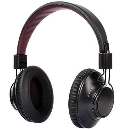 Auriculares Inalámbricos Bluetooth, Auriculares Multifunción Montados En La Cabeza,Calidad De Sonido Subwoofer Fuerte Reducción De Ruido Inteligente Plegable