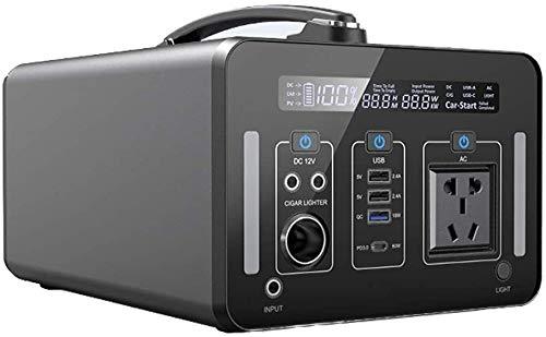 SOAR Generador Portátil Generador Inverter Power Station 1000W Generador de energía 1000WH 270000...