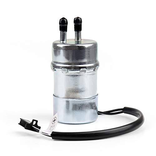 Artudatech Motorrad-Kraftstoffpumpe, 6 mm, Ersatz für Diesel/Benzinpumpe für Yamaha XVS650 V-STAR 650 97-03 XVS400 1100 Classic XV535 1987-2000