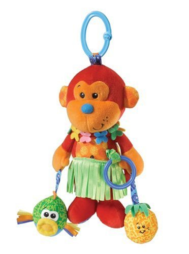 Infantino Mallory The Monkey (Discontinued by Manufacturer)