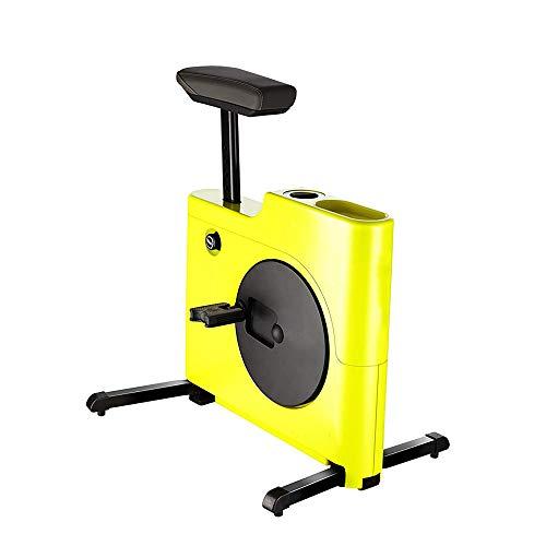 Sportfiets, opvouwbare mini-hometrainer, bewegingstrainer, indoor intelligente fiets, fitness fiets, cardio trainingsapparaat voor fitnessapparaten, magneetweerstand niveau 8