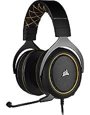 CORSAIR Gamer Headset HS60 PRO SURROUND - Wired - Yellow (CA-9011214-EU)