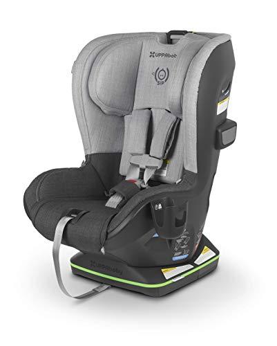 UPPAbaby Knox Convertible Car Seat - Jordan (Charcoal Melange) Wool Fashion