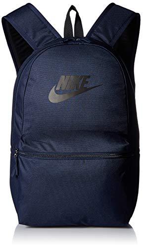 Nike Heritage Rucksack, 47 cm, 26 Liter, Obsidian/Black/Black