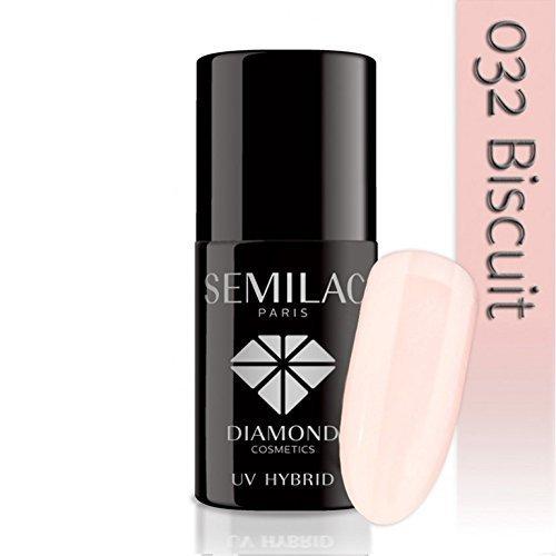 SEMILAC Biscuit 032 UV LED Gel Hybrid by Semilac Paris