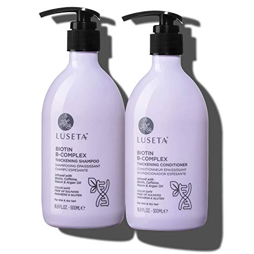 Luseta Biotin B-Complex Shampoo &am…