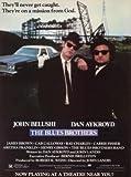 THE BLUES BROTHERS - JOHN BELUSHI – Imported Movie Wall