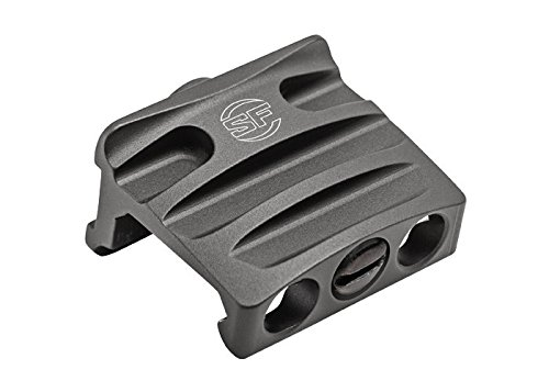 SureFire Rail Mount for M600 Scout 45-Degree Angle, Black